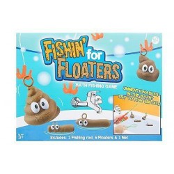 Fishing For Floaters Bath Game-FSHFLOAT
