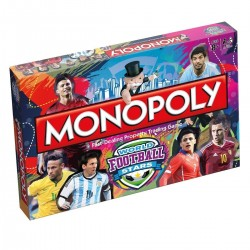 World Football Stars - Monopoly-SWWFSSET
