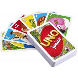 Uno Junior Card Game-52456