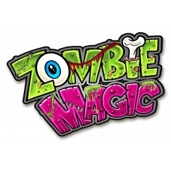 Zombie Magic - Gruesome Tricks that are Dead Good-10343