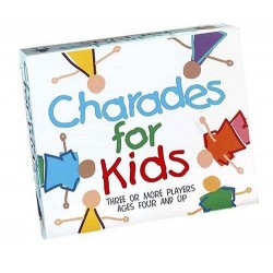 Charades For Kids-5830