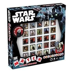 Star Wars Top Trumps Match-1533