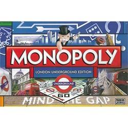London Underground  Monopoly-12140
