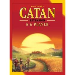 Catan 5 & 6 Player Exp (2015 Refresh)-MFG3072