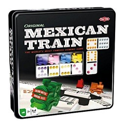 Mexican train in Tin Box-54005