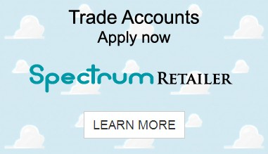 Spectrum Retailer Trade Account Apply